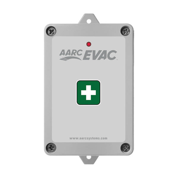 AARC  TX 1CH WALL MOUNT, FIRST AID BUTTON CSM security suppliers Security wholesalers