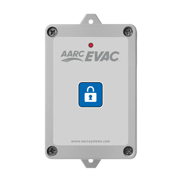 AARC  TX 1CH WALL MOUNT, LOCK DOWN BUTTON CSM security suppliers Security wholesalers