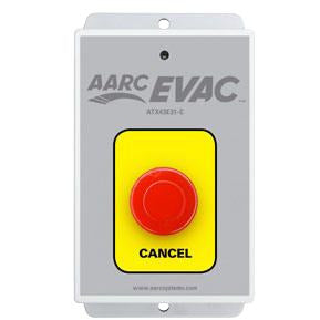 AARC EVAC TX 1CH WALL MOUNT, MANUAL BELL PUSH BUTTON - csmerchants.com.au
