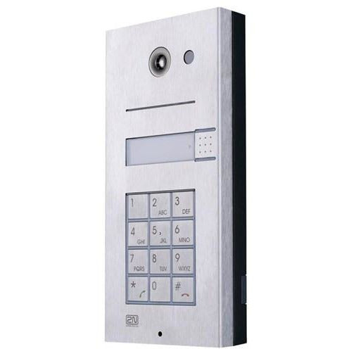 HELIOS Analogue Base Unit, 1 Button & Keypad CSM