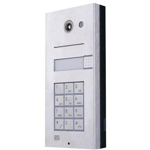 HELIOS Analogue Base Unit, 1 Button & Keypad