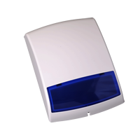 VESTA External siren two way (Blue Window)F1