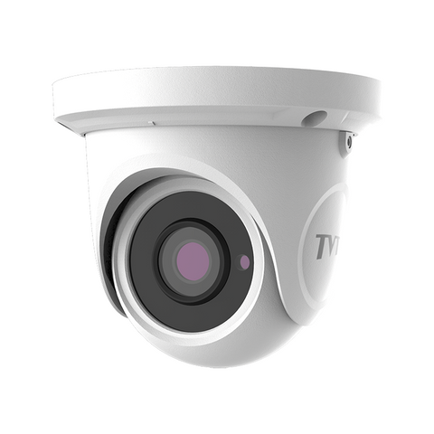TVT 4MP Mini Eyeball H.265 IP Camera, 10-20m IR,  lens 2.8mm