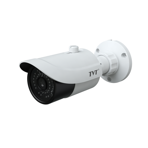 TVT 5MP Bullet H.265 IP Camera, 30-50m IR, Zoom 3.3~12mm