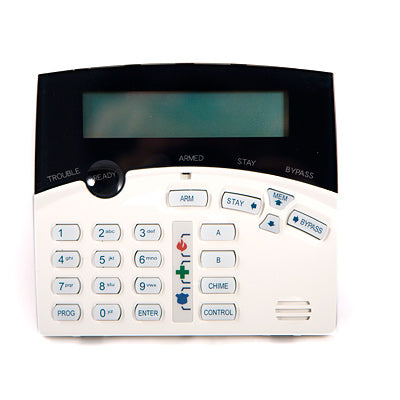 Crow Powerwave Landscape LCD Keypad CSM security suppliers Security wholesalers