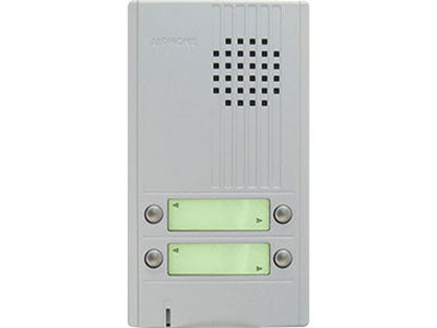 AIPHONE 4 CALL DA SERIES DOOR STATION, SILVER CSM security suppliers Security wholesalers