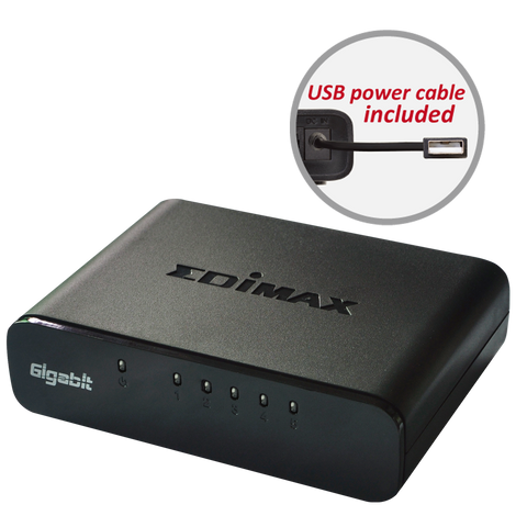 Edimax 5-Port Gigabit Switch