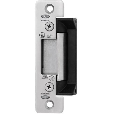 Lockwood ES110 E/STRIKE 12/24VDC FAIL SAFE NON MONITORED - csmerchants.com.au