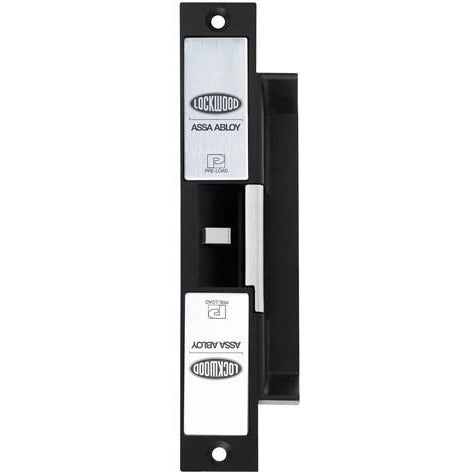 Lockwood ES9000 PRELOAD E/STRIKE 12-30VDC MON - LIP HOLES