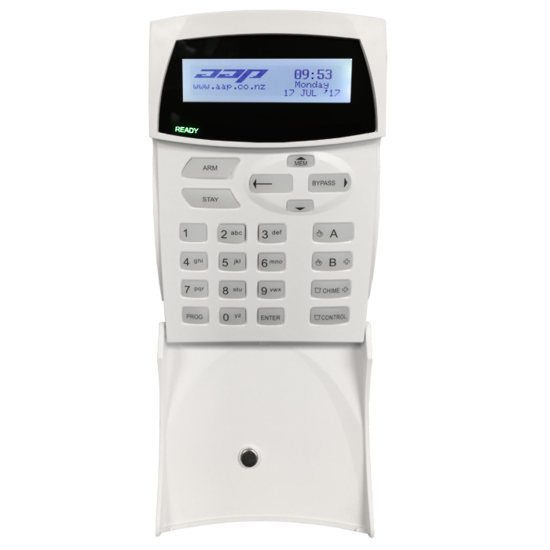 AAP ELITE SX GRAPHICAL LCD KEYPAD - csmerchants.com.au