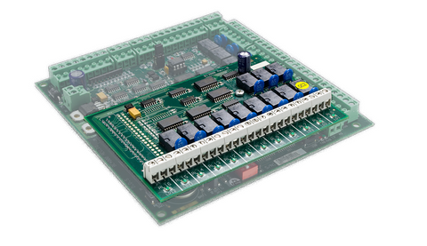 DDS Extension Board with 12 Relays for TPL/JET Controller CSM security suppliers Security wholesalers