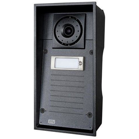 Helios IP Force 1 Button with HD Camera, 10W Speaker - csmerchants.com.au
