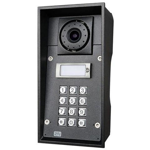 Helios IP Force 1 Button, 10W Speaker with Camera and Keypad