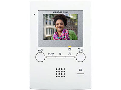 "AIPHONE 3.5"" COLOR VIDEO TENANT STATION -PO CSM security suppliers Security wholesalers"