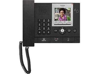 AIPHONE CONCIERGE / GUARD STATION WITH MONITOR CSM security suppliers Security wholesalers
