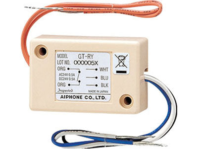 AIPHONE GT EXTERNAL SIGNALING  RELAY-PO CSM security suppliers Security wholesalers