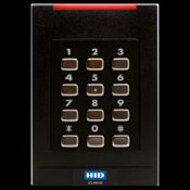HID iCLASS SE RK40 PIN Proximity and Mobile Enabled Keypad Reader