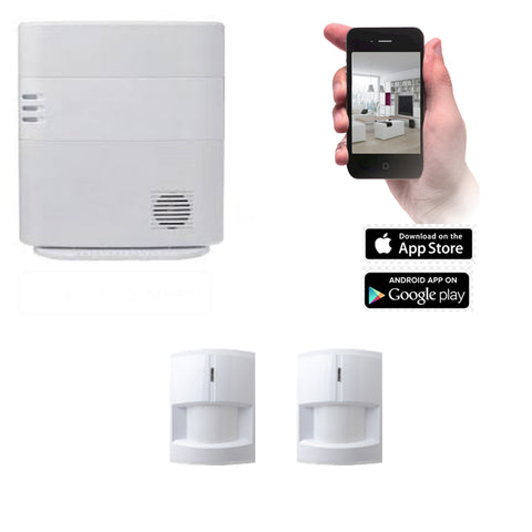 VESTA HSGW Series Smart Home Alarm System HSGW KIT 3F(3G/4G)