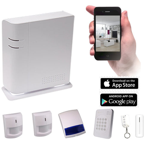 VESTA HSGW Series Smart Home Alarm System HSGW KIT 1