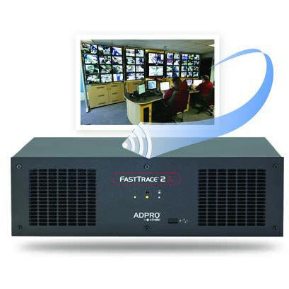 Honeywell Fasttrace2/2E - SmokeTrace license 8 Channel CSM security suppliers Security wholesalers