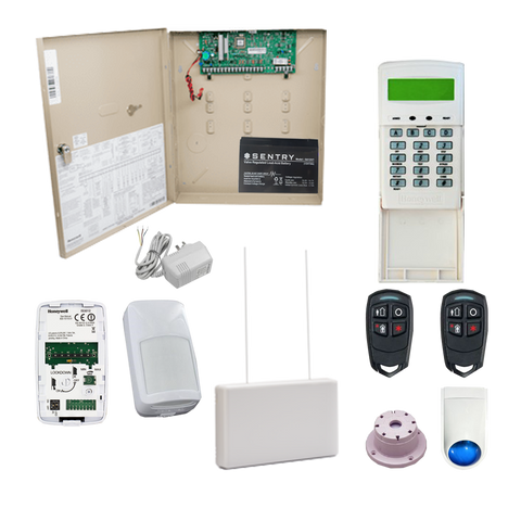 Vista -V12 Kit Special Kit with 2 x IS3012 PIR CSM security suppliers Security wholesalers
