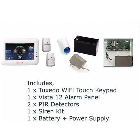 Tuxedo Home Automation/ Security package