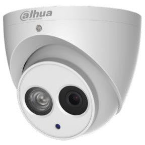 Dahua  Dahua IP Turret 6MP IP67 IR 2.8 mm CSM