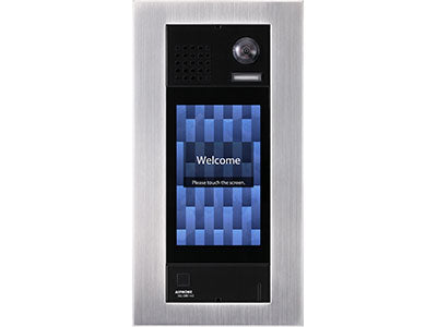"AIPHONE 7"" IP ENTRANCE STATION CSM security suppliers Security wholesalers"