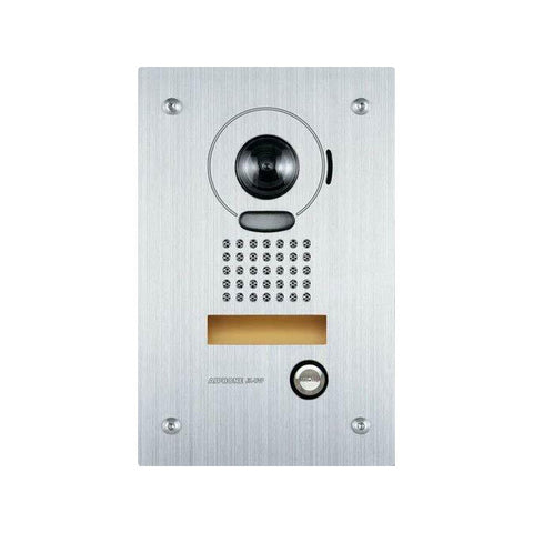 AIPHONE JK FLUSH MOUNT COL VANDAL DOOR STATION , STAINLESS STEEL CSM security suppliers Security wholesalers