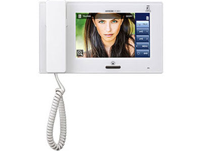 "AIPHONE 7"" TCHSCREEN HANDSET/HFREE MASTER FOR JP SERIES-PO CSM security suppliers Security wholesalers"