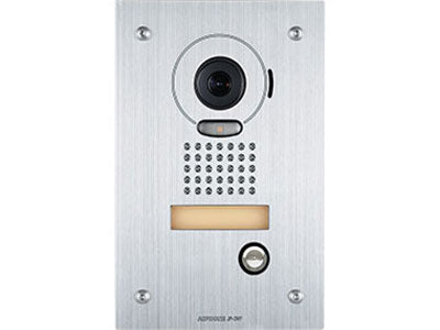 AIPHONE VANDAL-RESISTANT VIDEO DOOR STATION(FLUSH MOUNT)-PO CSM security suppliers Security wholesalers