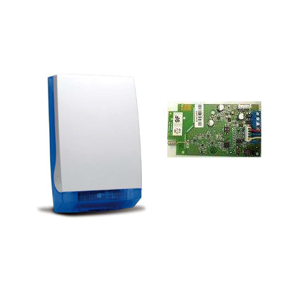 Crow FreeW Wireless Siren & Trans 916.5MHz Suits All Alarms - csmerchants.com.au