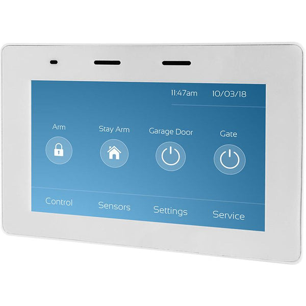 "5"" Touch Screen Keypad for Runner (White) - csmerchants.com.au"