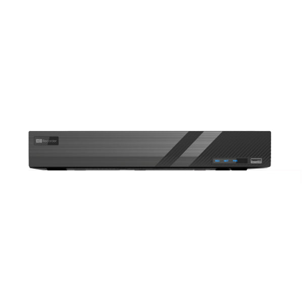 TVT 8CH Face Recognition NVR, 200FPS, 8x PoE, 1 SATA, 4TB HD CSM security suppliers Security wholesalers