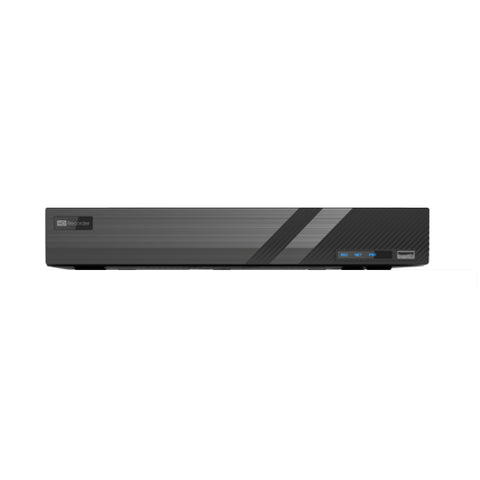 TVT 8CH Face Recognition NVR, 200FPS, 8x PoE, 1 SATA, 4TB HD