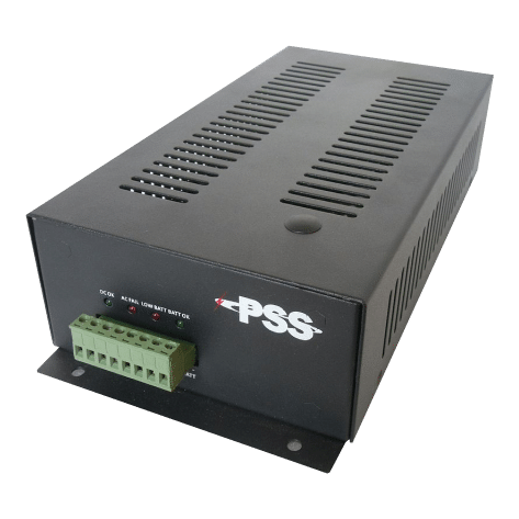 PSS 24V 4AMP Open Power Supply with Charger OPS-24V-4A CSM
