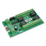Crow Heavy duty output board with 4 relays @ 4A each CSM security suppliers Security wholesalers