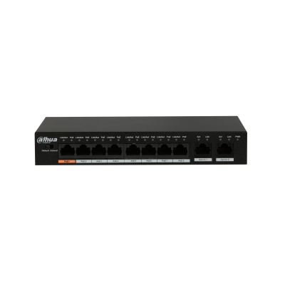 Dahua 8 Port PoE Switch 96 Watt CSM security suppliers Security wholesalers