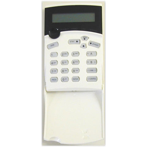 Crow Runner Slim LCD Remote Codepad with Blue Backlighting - csmerchants.com.au