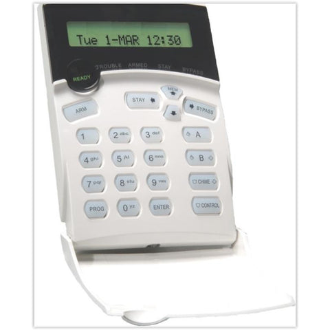 Crow Runner Slim LCD Remote Codepad with Green Backlighting - csmerchants.com.au