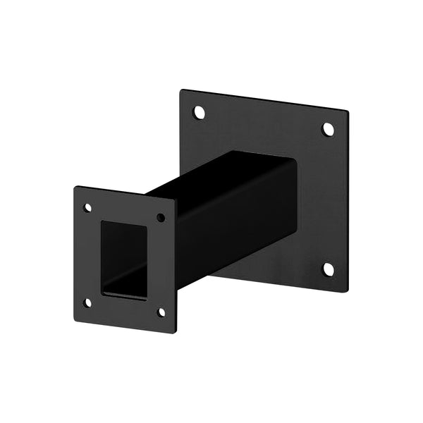 SEW300 WALL MOUNT ACCESS CONTROL BOLLARD (Black)