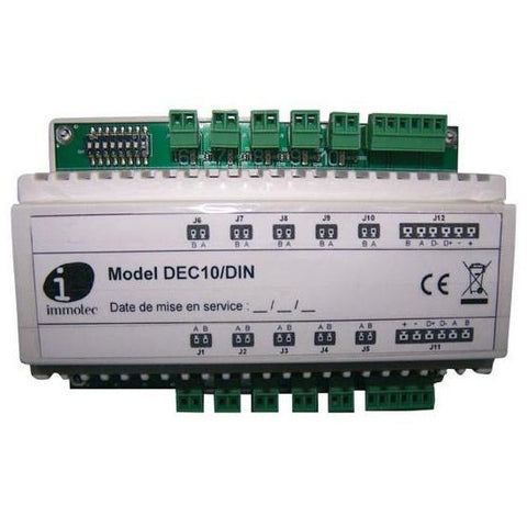 Comelit VIP SK9071 10-Way Relay Board - csmerchants.com.au