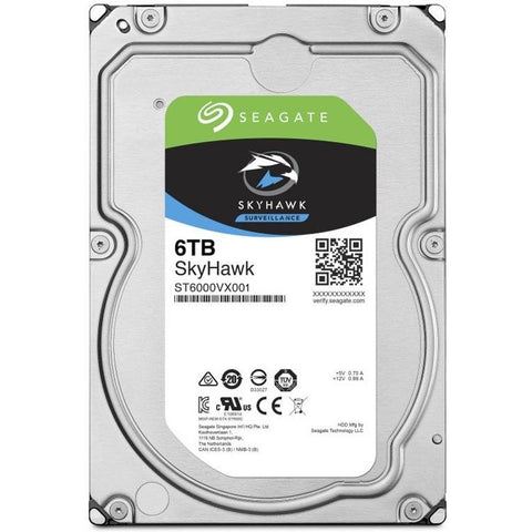 Seagate 6TB Skyhawk Surveillance HDD CSM security suppliers Security wholesalers