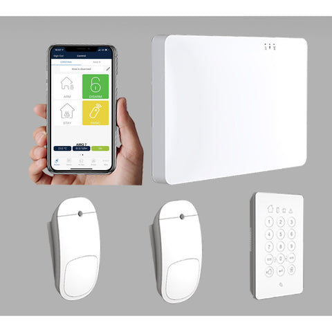 SHEPHERD Smart Wireless home security Alarm System CSM security suppliers Security wholesalers