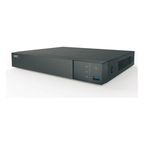 5 x TVT 4ch 5MP TVI/AHD DVR, 1ch IPC, 1080P out, c/w 3TB HDD - csmerchants.com.au