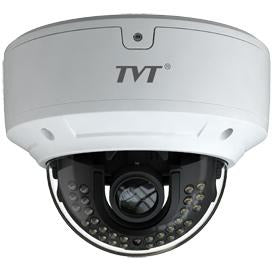 TVT 5MP Vandal DomeTVI/AHD/CVI/CVBS,20-30mIR,Zoom3.3-12mm CSM security suppliers Security wholesalers