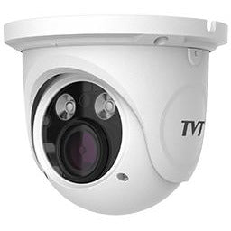 TVT 5MP Eyeball H.265 Analogue Camera, 20-30m IR,  lens 3.3-12 mm CSM security suppliers Security wholesalers