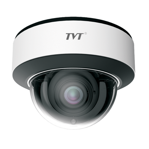 TVT  TVT 4MP AI Deep learning Dome IPC, WDR, 30m IR, 2.8-12mm CSM