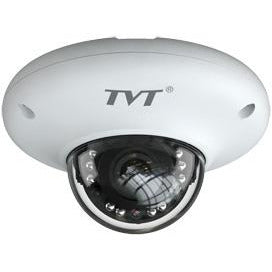 TVT 5MP Mini Vandal Dome H.265, IP Camera, 10m IR, 2.8mm CSM security suppliers Security wholesalers