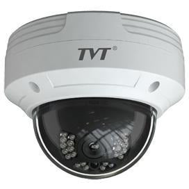 20 x TVT 8MP 4K Mini Vandal Dome H.265, IP Cam, 10-20m IR, 3.6mm - csmerchants.com.au